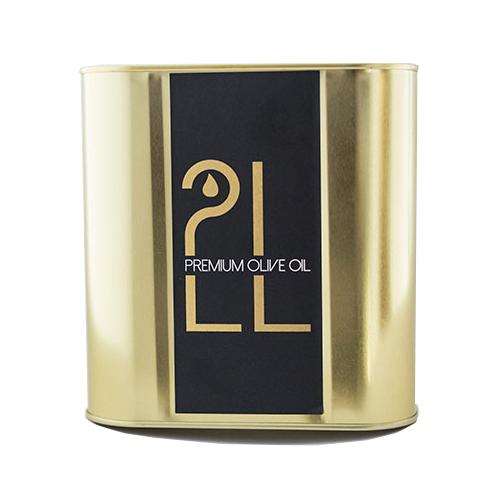 Lata 2,5 litrosAceite de Oliva Virgen Extra de la marca 2L, de la prestigiosa Denominación de Origen Baena.
