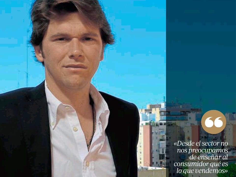 Diario ABC De Sevilla Entrevista A Pedro Llorente