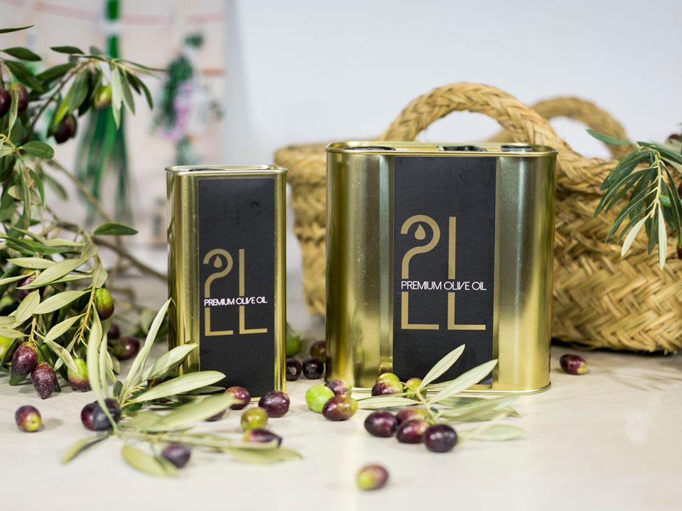 Llena Tus Cestas Gourmet De Navidad Con El Oro Líquido De Tu Tierra