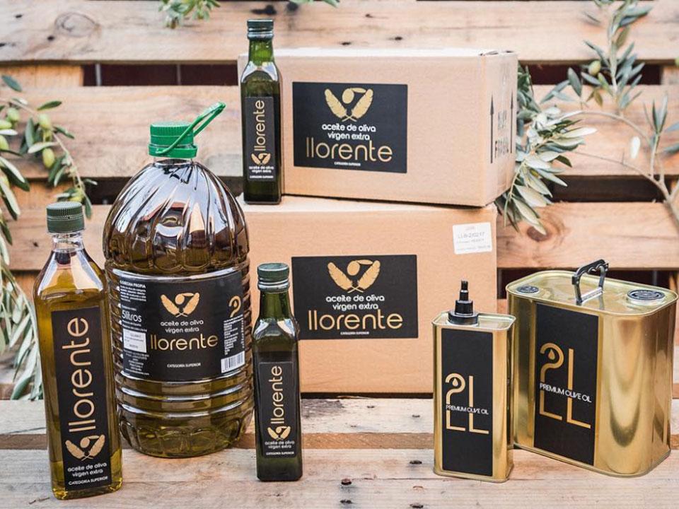 Comprar Aceite De Oliva Virgen Extra – Aceite Premium | A. LLORENTE