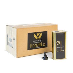 """Caja 12 Latas De 0,5 L De Aceite De Oliva Virgen Extra """"2L"""""""